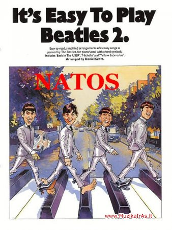 Natos.It's Easy to Play Beatles