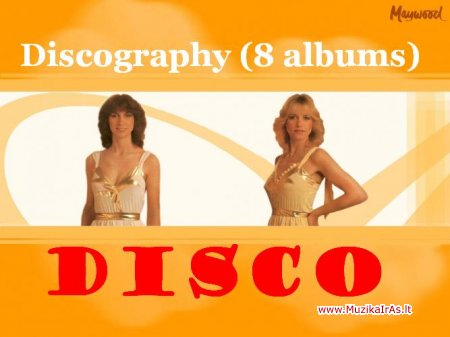 Maywood - Discography (14 albums)