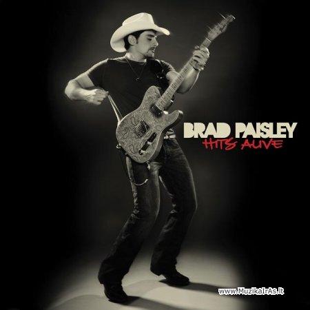 Brad Paisley / Hits Alive