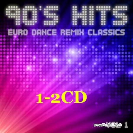 Euro Dance Remix Classics(90's Hits)