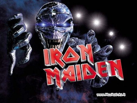 Iron Maiden-The Greatest Hits