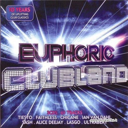 Euphoric Clubland (3CD)