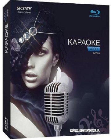 Karaoke.Sony Karaoke Blu-Rey 4000 песен