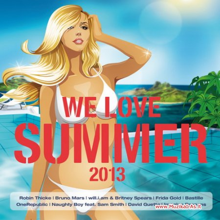 Various Artists - We Love Summer 2013