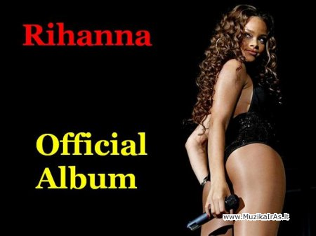 Rihanna-Official album