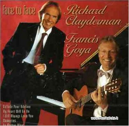 Richard Clayderman And Francis Goya