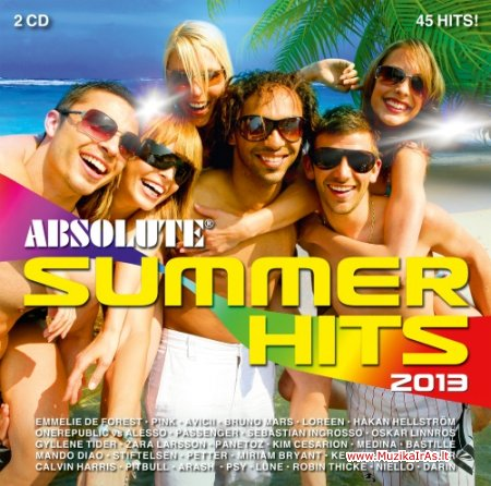 VA-Absolute Summer Hits 2013