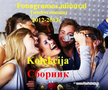 Fonogramos.Kolekcija(ru)2012-2013m.