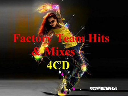 VA-Factory Team Hits & Mixes