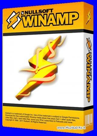 Programos.Winamp Pro v5.65 Build