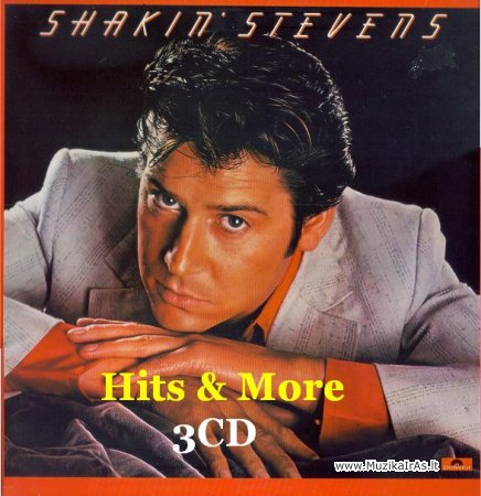 Shakin' Stevens-Hits & More