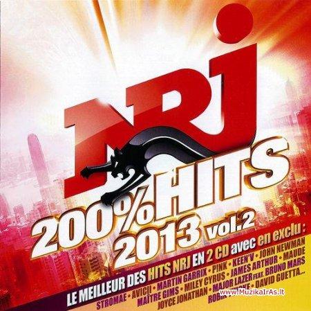 VA-NRJ 200% Hits 2013