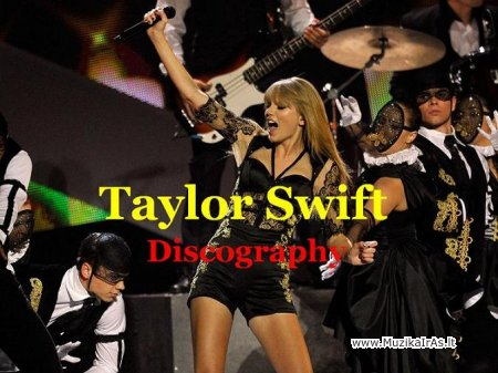 Taylor Swift-Discography
