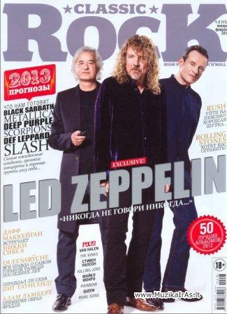 Žurnalai.Classic Rock
