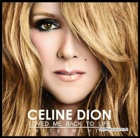 Fonogramos,minusai.Celine Dion / Loved Me Back To Life