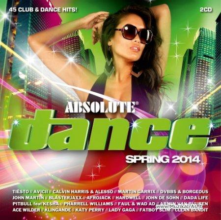 Dance Spring 2014(2CD)