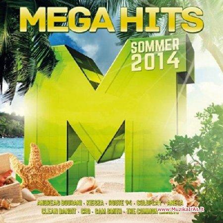 Mega Hits Sommer 2014