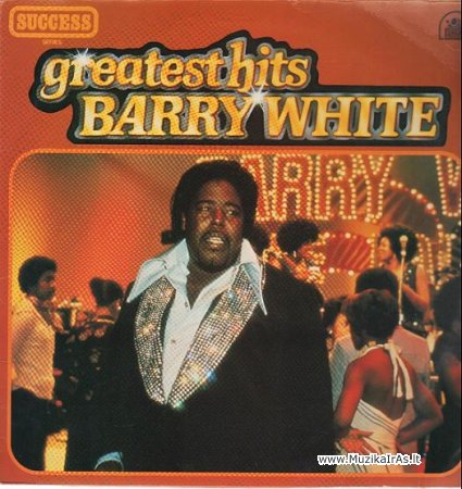 Barry White-Greatest Hits