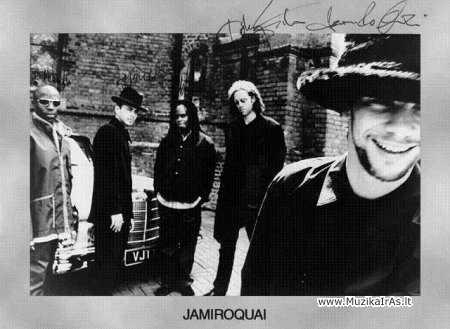 Jamiroquai-The Remixes