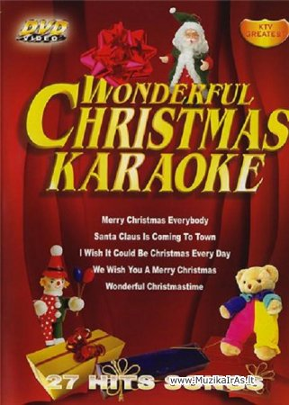 Karaoke.Wonderful Christmas Karaoke