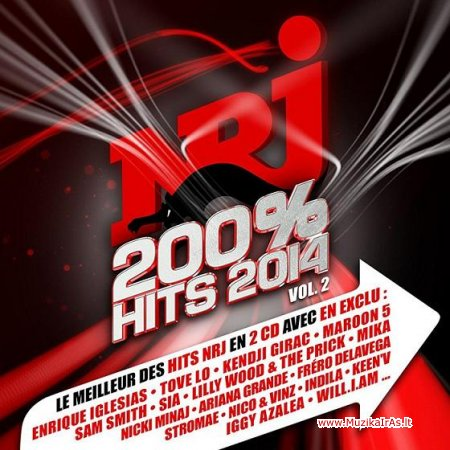 NRJ 200% Hits 2014 Vol.2 (2CD)