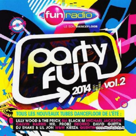 Fun Radio Party2014