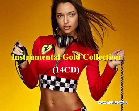 Instrumental Gold Collection(14CD)