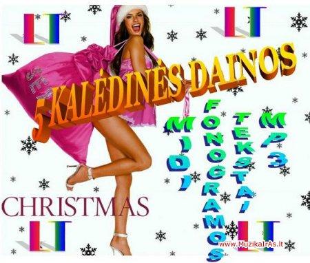 Kalėdos.5 Kalėdinės dainos