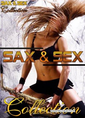 Saksofonas.Sax & Sex 10CD
