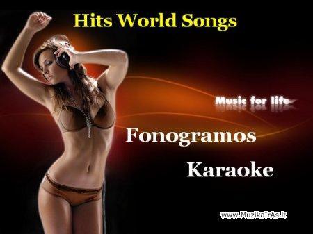 Fonogramos,karaoke.Hits World Songs