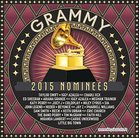 GRAMMY Nominees-2015