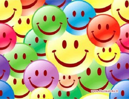 Šypsenėlių,avatarų kolekcija