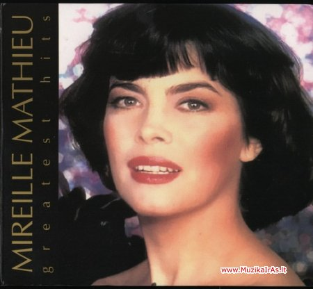 Mireille Mathieu-Greatest Hits