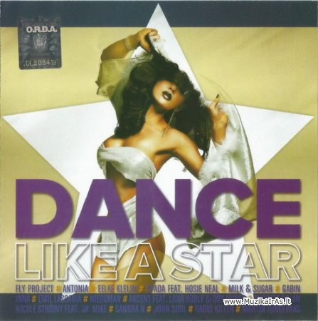 VA-Dance like a star 2015