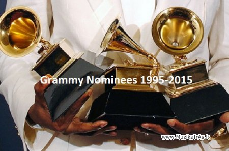 Grammy Nominees 1995-2015