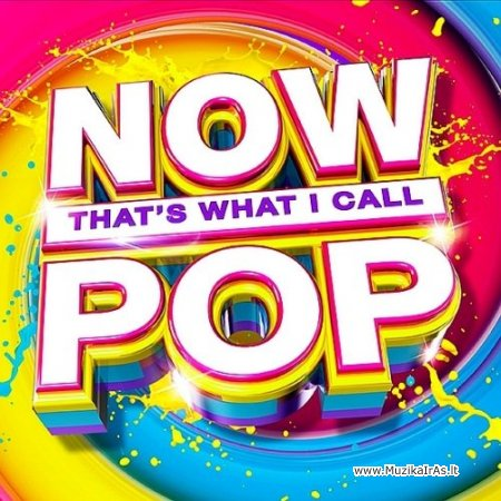 NOW That's What I Call Pop(3CD)