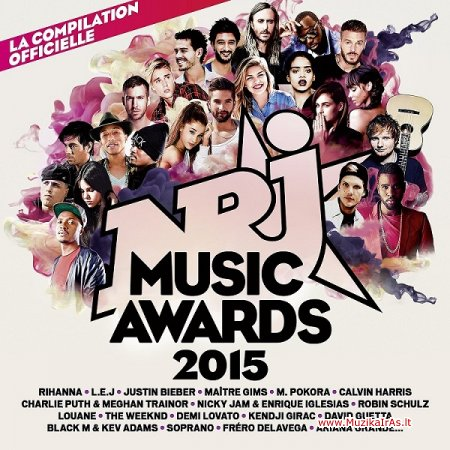 Music Awards 2015