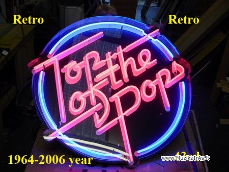Top Of The Pops(1964-2006)