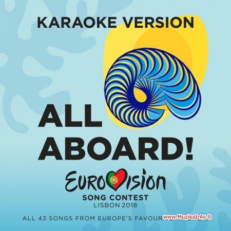 Fonogramos,karaoke,minusai.VA - Eurovision Song Contest Lisbon 2018 (Karaoke Version)