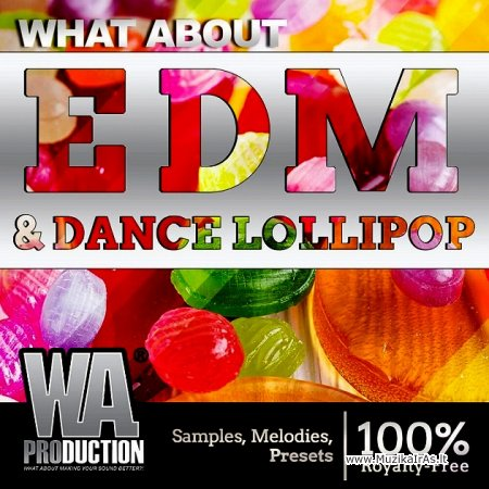 EDM & Dance Lollipop