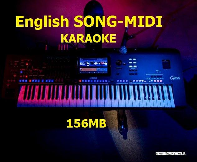 VA-English song-MIDI