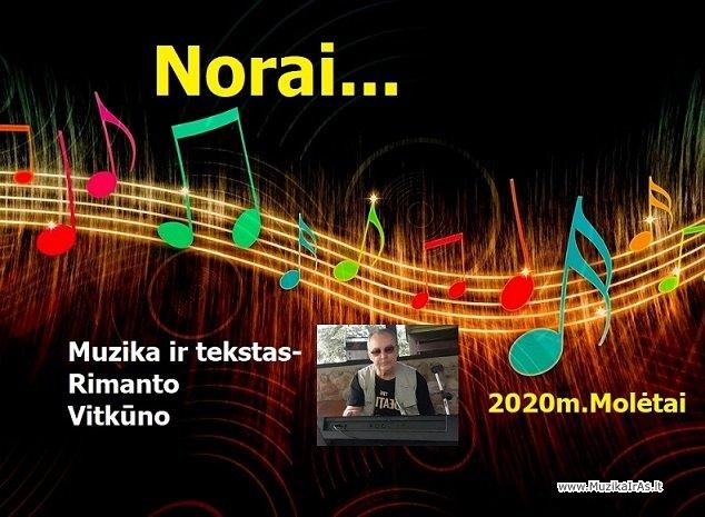 New..R.Vitkūnas-Norai..(pusiau rimtai)