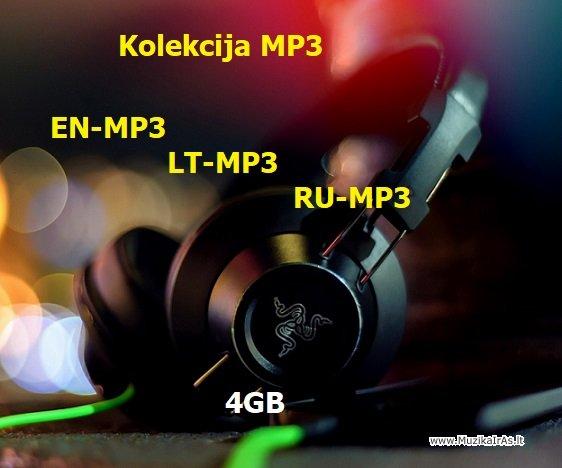 Kolekcija MP3