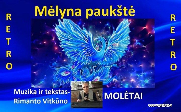 R.Vitkūnas-Mėlyna paukštė